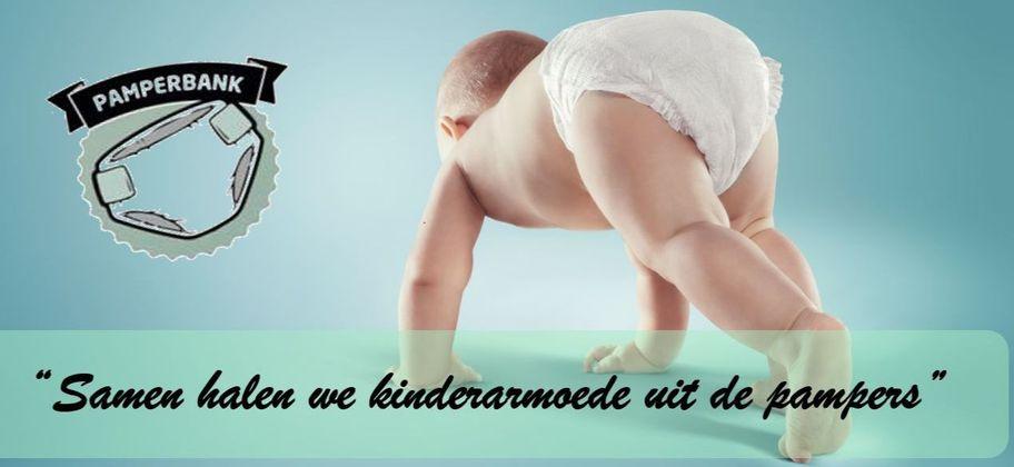 pamperbank samen tegen kinderarmoede