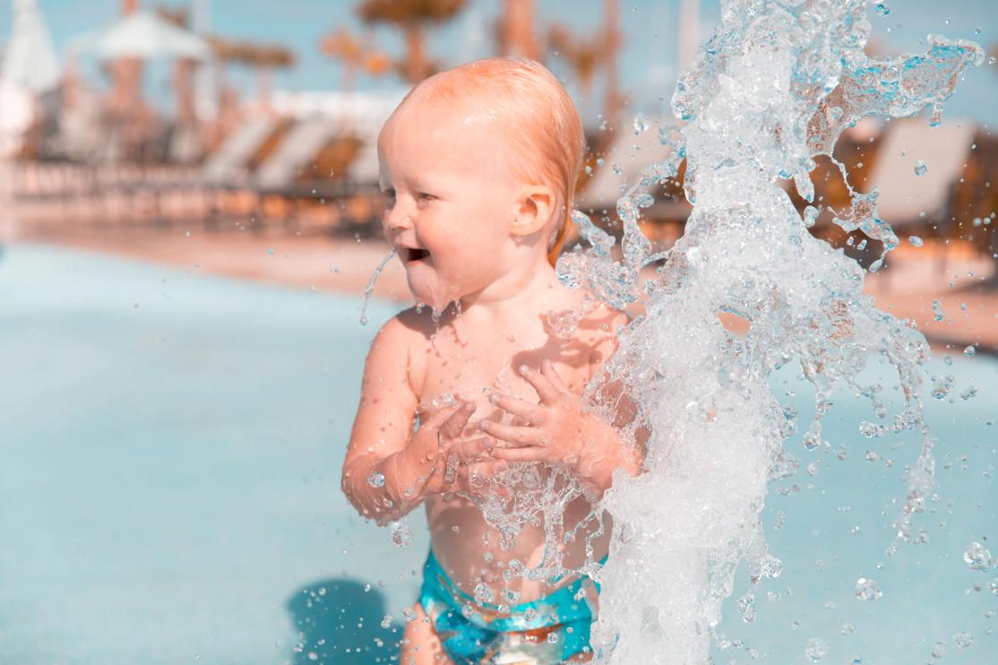 zwemluier baby